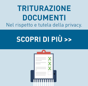 distruzione documenti